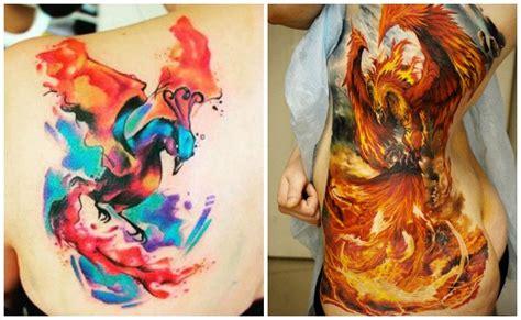 Lo Hace De Nuevo Se Enfunda En Plumas Para La Alfombra Roja Tatuajes De Ave F 233 Nix Para Y Hombres Que Han Renacido