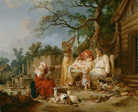 the russian canvas painting jean baptiste le prince wikipedia
