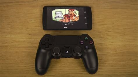 dualshock 4 android gta san andreas nexus 5 android 4 4 kitkat sony playstation 4 dual shock 4 controller