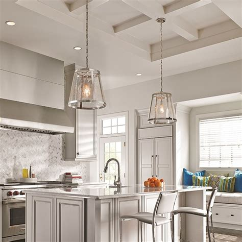 Transitional Kitchen Island Lighting Harrow Medium Pendant Light Transitional Kitchen Hshire By Lighting