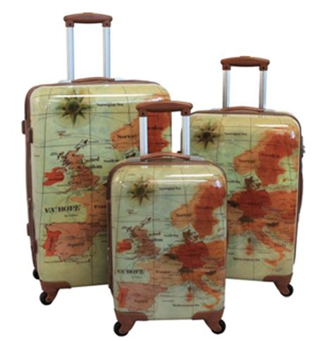 5 unique luggage set designs we love the luggage list