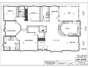 manufactured homes plans mobile homes floor plans triple wide