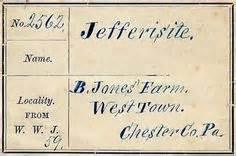 Antique Specimen Labels Google Search Antique Slides And Specimen Labels Pinterest Mineral Specimen Label Template
