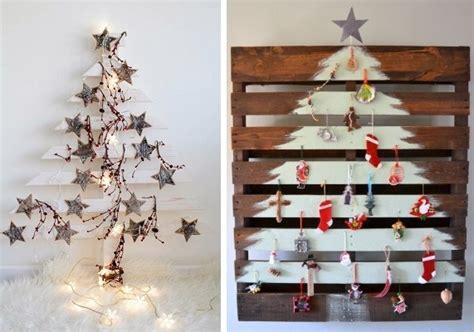arbol de navidad de madera 193 rbol de navidad de pared