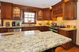 Types Of Kitchens by Kitchen Types Of Kitchen Countertops Marble Granite