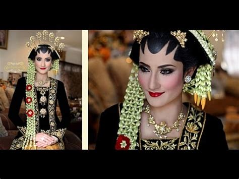 download tutorial rias pengantin jawa full download paes ageng alexandra laurine makeup