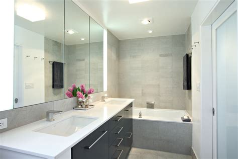 Small Basement Bathroom Designs by Large Bathroom Mirrors Living Room Contemporary With