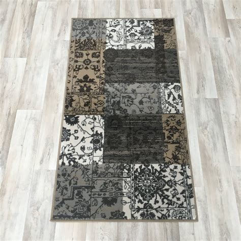 Patchwork Direct - silver patchwork wilton rug cheap rugs flooring direct