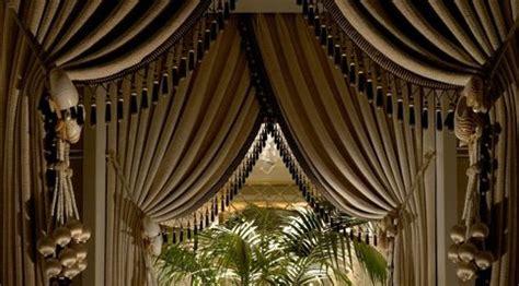 Metal Curtain Tie Backs London Luxury Custom Curtains Blinds Bespoke Upholstery