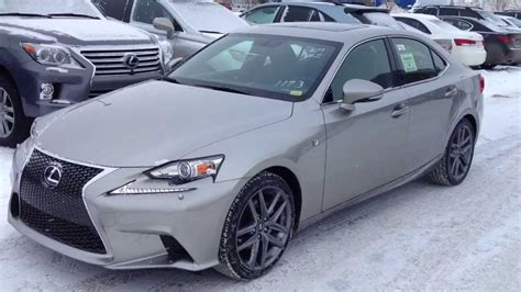 sell used 2007 lexus is250 premium package like new white atomic silver 2014 lexus is 250 awd premium f sport