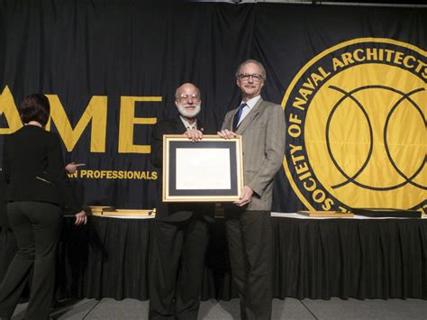 dr chris mckesson elected sname fellow naval architecture  marine engineering