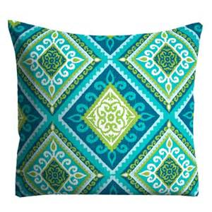 outdoor pillows blue green outdoor pillows blue turquoise