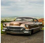 1955 Cadillac Coupe DeVille Custom Show Car