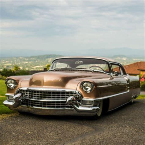 custom cadillac coupe 1955 cadillac coupe custom show car classic