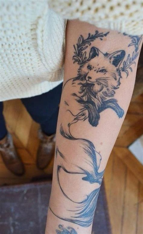 finger tattoo fox 40 fox tattoo ideas that will blow your mind
