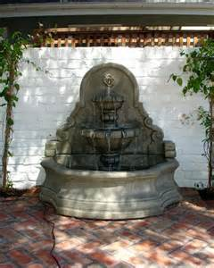 17 Best Images About Fountain On Pinterest Gardens Wall Garden Wall Features