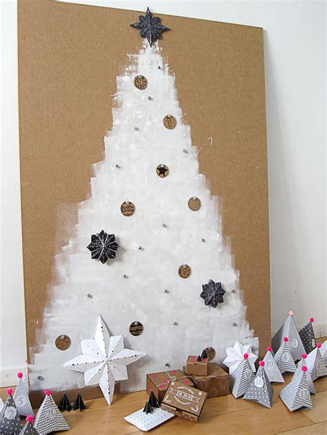 como hacer un arbol de navidad de carton arbo de navidad
