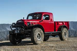 dodge legacy power wagon lifestyle for magazine