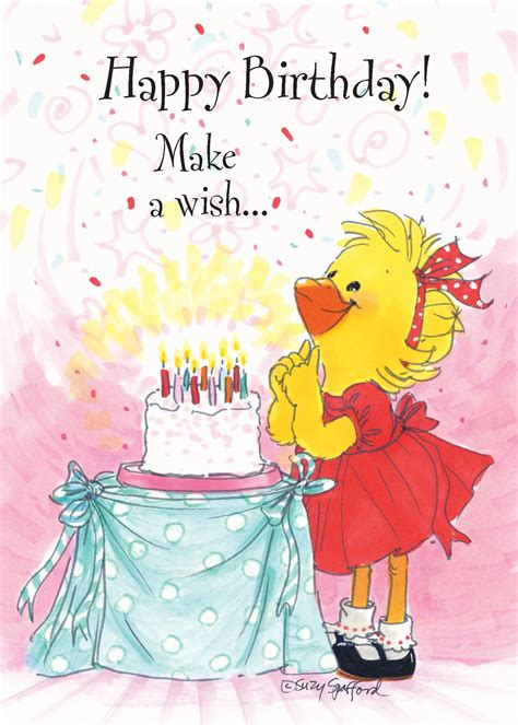 s birthday mixed cards 6 pack happy birthday wishes