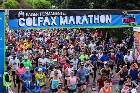Half Begin by Half Marathon In Denver Colorado Colfax Marathon