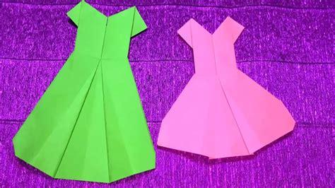 tutorial origami wedding dress how to make an origami dress wedding dresser tutorial