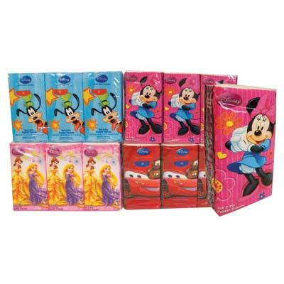Disney Mickey Tissue Packs pride products corporation