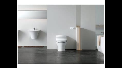 ib integrated bidet toilet   install video bio