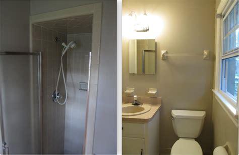 1980s bathroom remodel 1980 s bath renovation sleek and modern