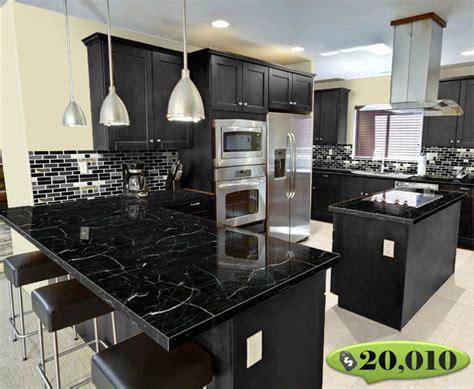 g shape kitchen modern kitchen orange county by