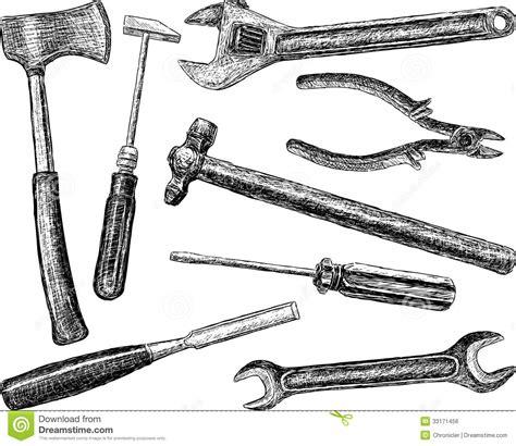 tool drawing tools royalty free stock image image 33171456