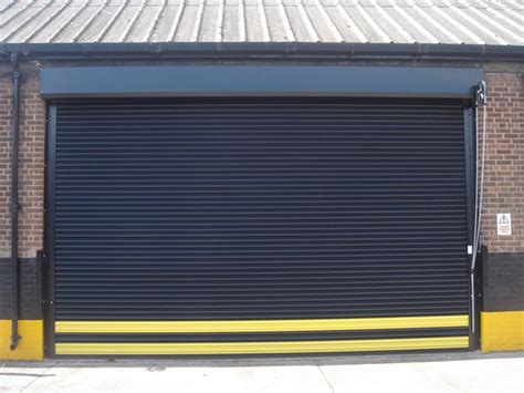 Garage Shutter Doors Garage Doors And Industrial Shutters In Kidderminster