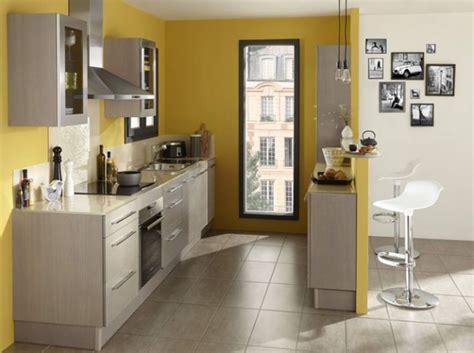 cuisine gris jaune d 233 co cuisine jaune et gris exemples d am 233 nagements