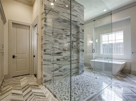 Marble Bathrooms Ideas by 25 Luxury Walk In Showers