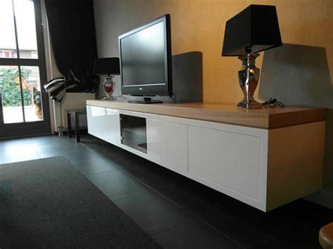 tv meubel hoogglans wit hangend ikea hoofddorp hangende tv kast