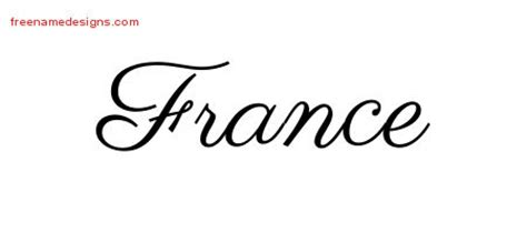 france archives free name designs