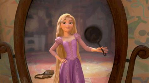 elsa film in arabic tangled gif find share on giphy