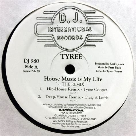 house music is my life tyree house music is my life the remix detroit music center