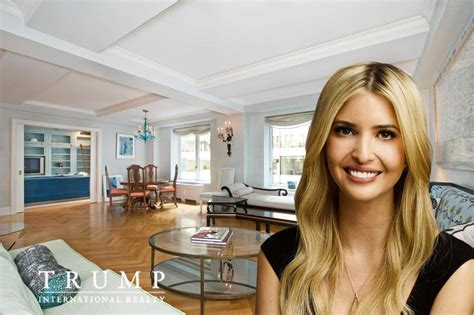 ivanka puts stodgy park avenue pad up for sale