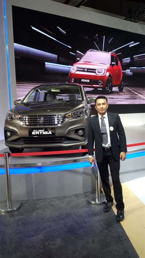 Suzuki Ertiga Gl 2018 suzuki all new ertiga gl 2018 manual mobilbekas