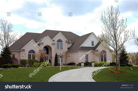 white brick house a white brick house stock photo 311164 shutterstock