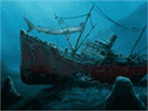 barco hundiendose animado salvapantallas de barco hundido