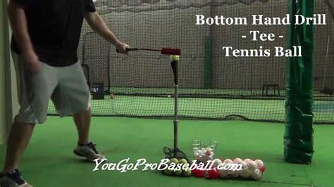 baseball swing drills baseball hitting drills insider bat drills youtube