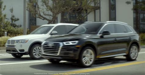 How Much Is A Audi Q5 by 2018 Audi Q5 Thinks It S Much Better Than The Bmw X3 In