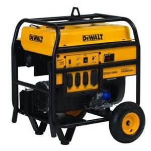 honda generators home depot dewalt 14 000 watt gasoline powered electric start