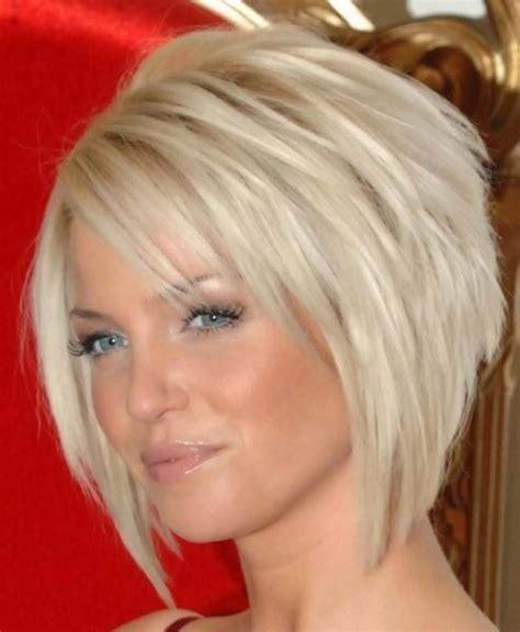 sarah harding bob hairstyle back view fryzury kr 243 tkie włosy damskie 2015 szukaj w google