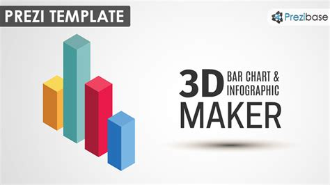 3d diagram maker business prezi templates prezibase