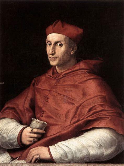 rafael retrato del papa le 243 n x con los cardenales giulio el 250 ltimo rafael museo del prado madrid evangelizar con
