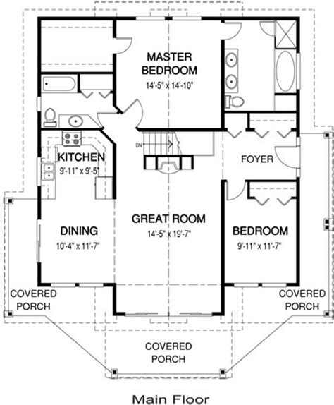 cedar homes floor plans custom retreats cottages post beam homes cedar homes house plans