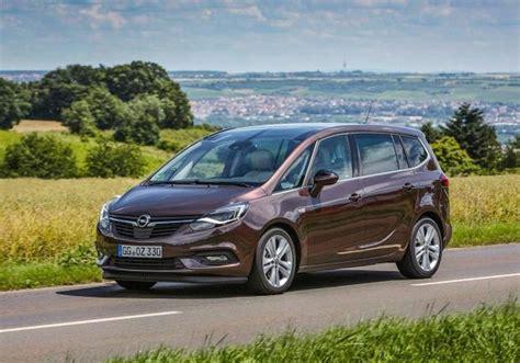 Opel Zafira 2019 by Foto Monovolume 7 Posti Opel Zafira 2019 Patentati