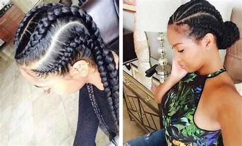 2 big cornrow hairstly 31 stylish ways to rock cornrows stayglam